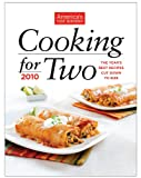 Cooking for Two 2010, America's Test Kitchen Editors, 1933615605
