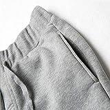 Pervobs Mens Breathable Stretchy Solid Joggers Soft Drawstring Sweatpants Pant
