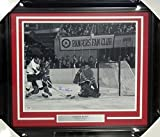Gordie Howe Autographed Picture - Framed 16x20 - PSA/DNA Certified - Autographed NHL Photos