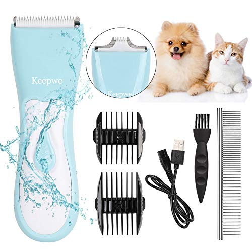 Keepwe Dog Clippers Washable
