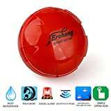 Portable Fish Finder,Smart Sonar Transducer Float by Erchang,Wireless Bluetooth Fish Detection for iOS and Android devices