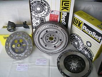 Kit Embrague + Volante + Almohadilla (Luk) kv0070 - 415025610 - 623321009 - 510010110: Amazon.es: Coche y moto