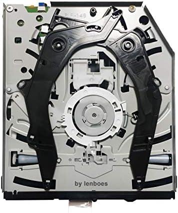 Lenboes Blu-Ray DVD ROM Drive per Sony PS4 CUH-1215A CUH-1215B CUH-12XX con scheda PCB TSW-001 – Strumento di apertura gratuito