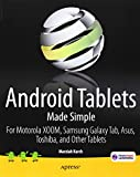Android Tablets, Marziah Karch, 143023671X