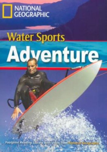 Water Sports Adventure (Footprint Reading Library)