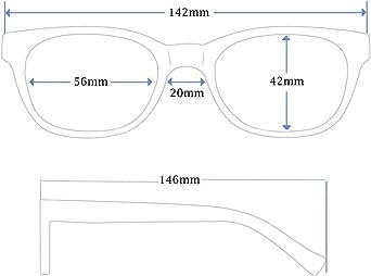 Rainbow safety Night Vision Driving Glasses Polarized Anti Glare Eyewear Blue Light Blocking RWN1PBLK
