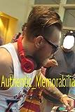 Conor McGregor Autographed UFC Training Distress