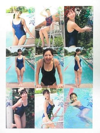 飯田里穂さんの水着