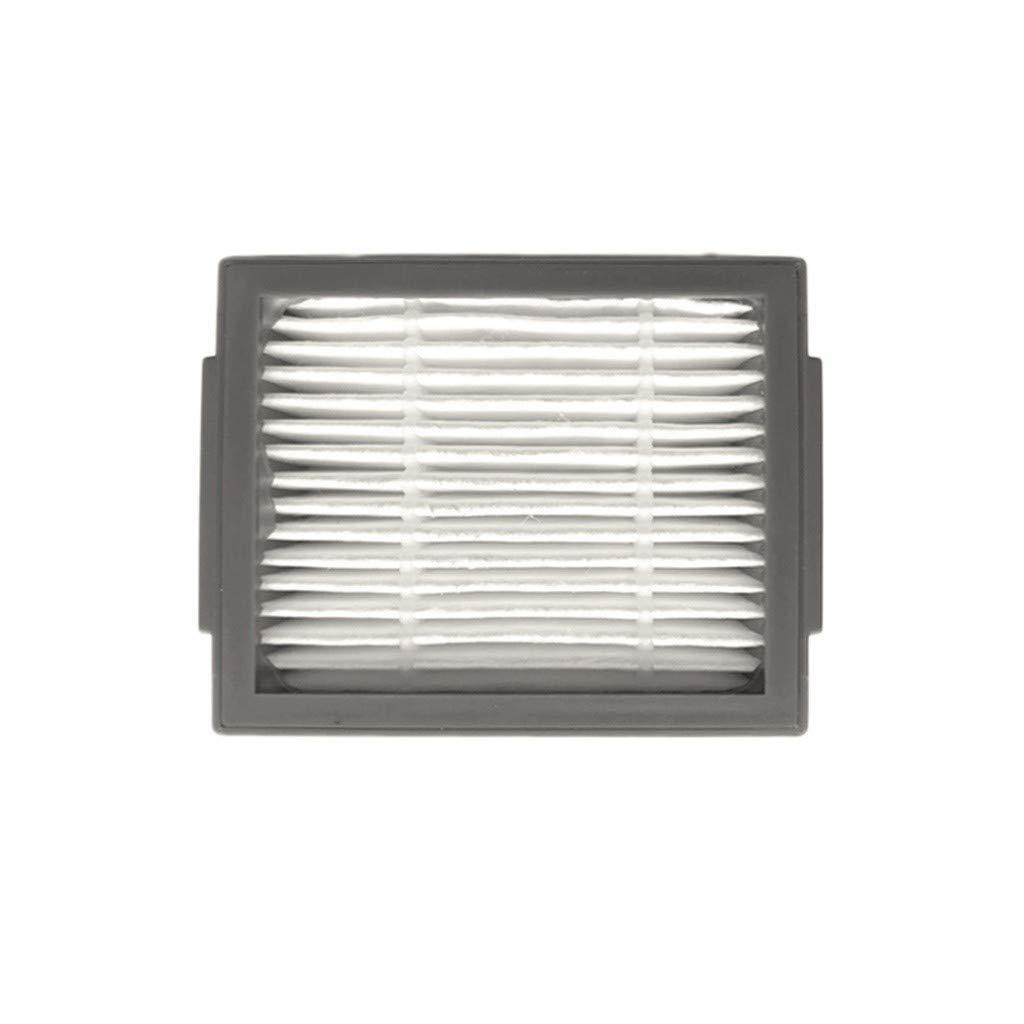 Kit de r/éapprovisionnement pour Roomba i7 et i7 5 filtres /à haute efficacit/é, 4 brosses /à balayage p/ériph/érique et 1 jeu de brosses /à caoutchouc multi-surfaces Pi/èces de rechange Beisoug Authentic