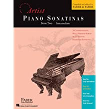 Piano Sonatinas - Book Two: Developing Artist Original Keyboard Classics