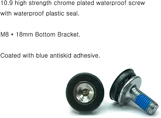 Bike Crank Arm Crankset Bottom Bracket BB Axle Allen Bolt Screw for SHIMANO $S1
