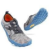 Best Barefoot Running Shoes - ALEADER hiitave Men/Womens Minimalist Barefoot Trail Running Shoes Review
