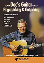 Doc\'s Guitar Fingerpicking and Flatpicking [Instant Access]