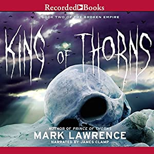 King of Thorns Audiobook