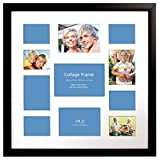"Best MCS Collage Photo Frames - MCS Collage Frame, 16""x16"" , Black Review"
