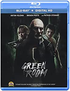 Green Room [Blu-ray + Digital HD]