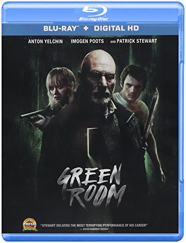 Blu-ray : Green Room (AC-3, Digital Theater System, , Widescreen)
