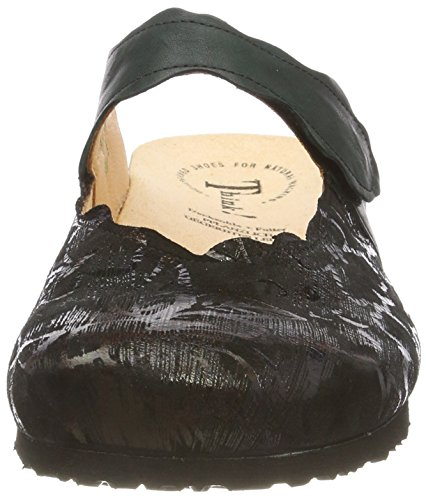Kombi Sz Julia 383345 Schwarz Think Women's 09 Clogs xFqAYv60