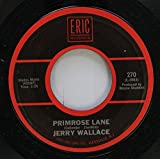 Jerry Wallace 45 RPM Primrose Lane / Shutters and Boarders