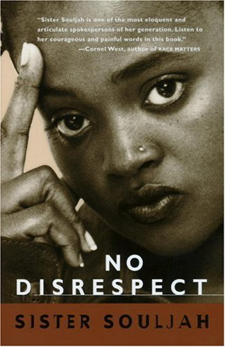 Book cover for No Disrespect