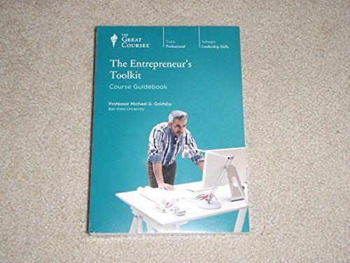 The Entrepreneur's Toolkit by The Great Courses