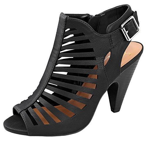 Le Mie Deliziose Scarpe Da Donna Sono In Sintetico Abito Nero