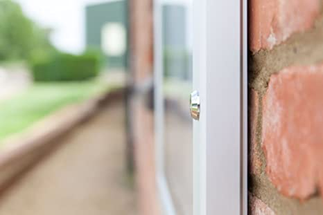 con cerradura//P/óster Case /Tabl/ón de anuncios de exteriores Super Secure Slim/ color plata A2 superficie magn/ética 10/tama/ños disponibles