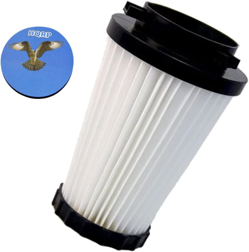 HQRP Washable & Reusable Hepa Filter for Dirt Devil Power Reach 08245X / M08245X / 08245 / M08245 Vacuum Cleaner plus Coaster