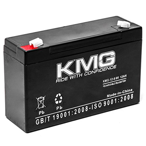 (KMG 6V 12Ah Replacement Battery for Unisys UP909)