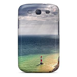 High-quality Durability Case For Galaxy S3(lighthouses S 494)