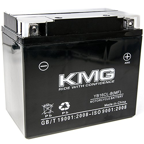 KMG 12 Volts 9Ah Replacement Battery for Bombardier (Can-Am) Traxter (All Models), Quest 1999-2005