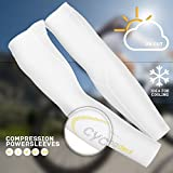 Assisting the circulation Arm Cover Warmer Promoting greater oxygen availability Preventing the swelling that causes the aching sensation Significantly increase on-field performance Skin Cooling UV Protective Warranty: One year