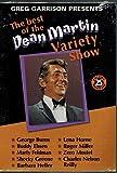 The Best of the Dean Martin Variety Show, Volume 25 Dvd! Greg Garrison Presents!
