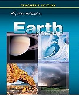 Holt mcdougal earth science mead a allison 9780554005393 amazon holt mcdougal earth science fandeluxe Choice Image