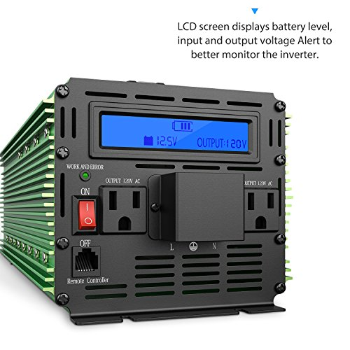 edecoa 3000w power inverter manual
