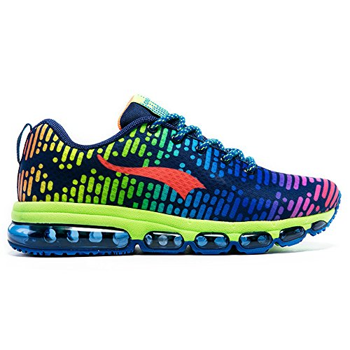 Shoes Series Second Breathable Women's fluorescence Men's The Orichid Trainers Sneakers Rhythm Air Onemix amp; Running Generation Green wqXzx7Y