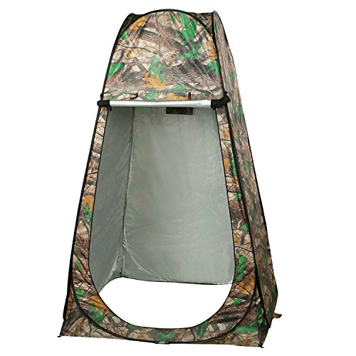 Leoneva Portable Privacy Tent Changing Pop Up Tent Dressing Room Beach Fishing Bathing Toilet Camping Tent