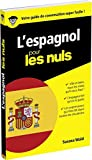 img - for L'espagnol - Guide de conversation pour les Nuls, 2 me  dition (French Edition) book / textbook / text book