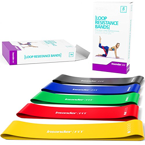 Workout Bands Stretch Bands Loop Kit