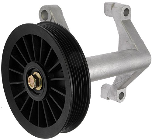 air conditioning bypass pulley - 4
