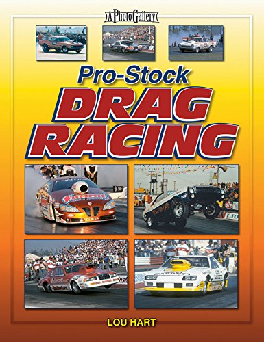 Pro Stock Drag Racing: A Photo - Stock Drag Pro Cars