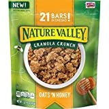 Nature Valley Oats N Honey Granola Crunch, 16 Ounce (Pack of 3)