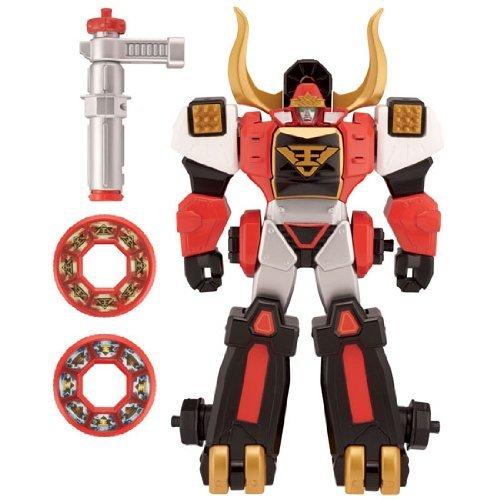 Power Rangers Megazord Bull