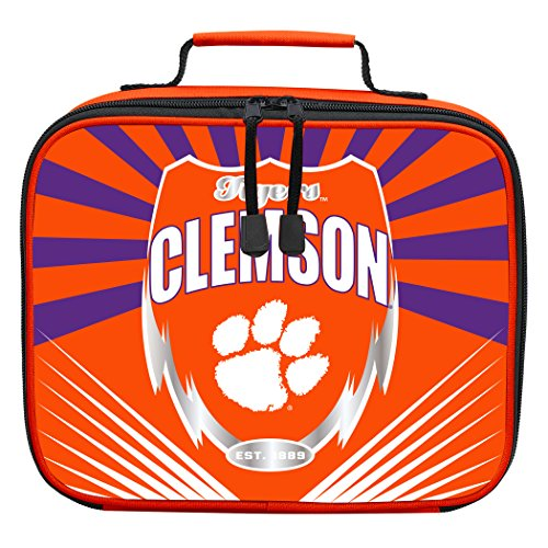 - The Northwest Company Officially Licensed NCAA Clemson Tigers Lightning Kids Lunch Kit, Orange