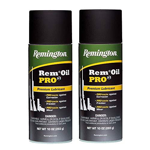 Remington Accessories, Oil Pro, 10 oz Aerosol, Package of 2 ()