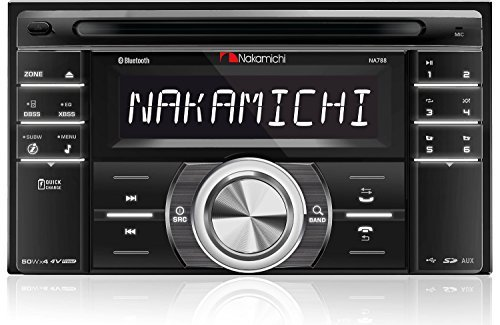Nakamichi NA788 CD Receiver with Bluetooth for sale  Delivered anywhere in USA