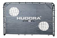 HUDORA 76095 - Fußballtor High Score mit Torwand