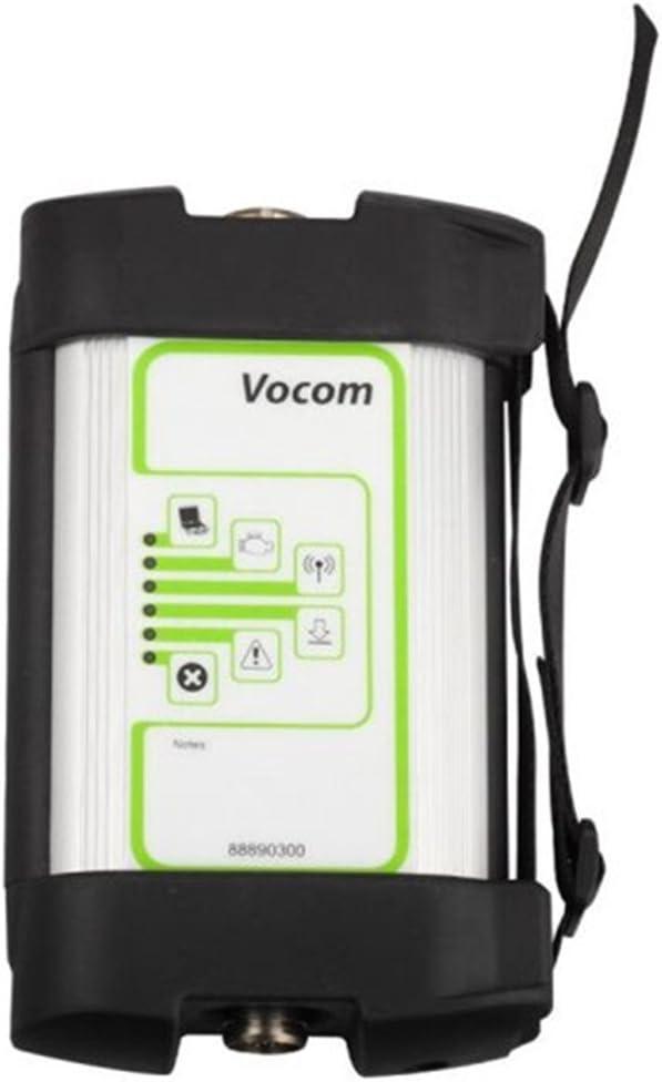 SZHOBD Volvo 88890300/vocom Interfaz para Volvo//Renault//UD//Mack multiling/üe cami/ón diagnosticar