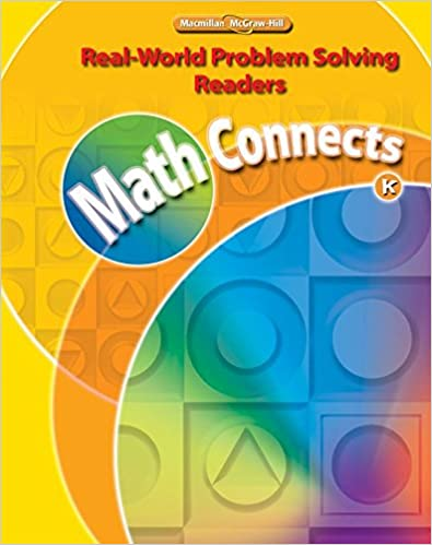 Math Connects, Grade K, Real-World Problem Solving Readers Big Book ...