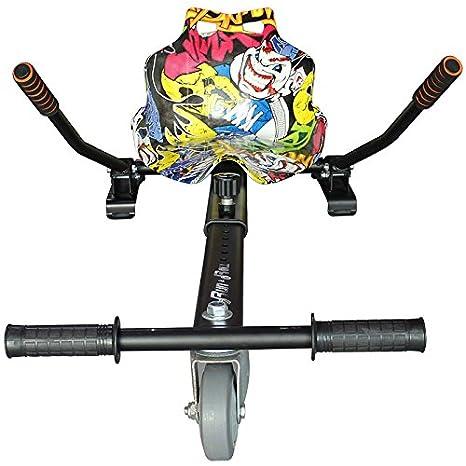 Run & Roll Graffiti Hoverboard, Unisex Niños